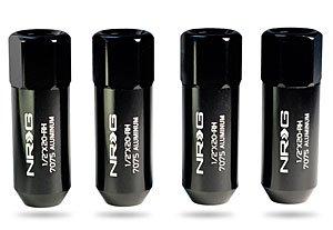 NRG Innovations LN-474BK 474 Series Lug Nut