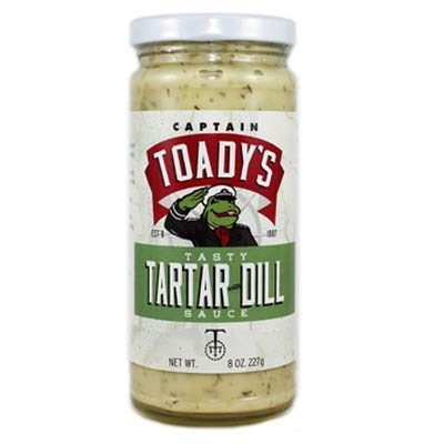 Toady's Tasty Tartar Sauce w/Dill