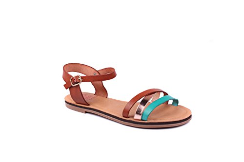 Marila Women's Fashion Sandals Oak AFfv6i