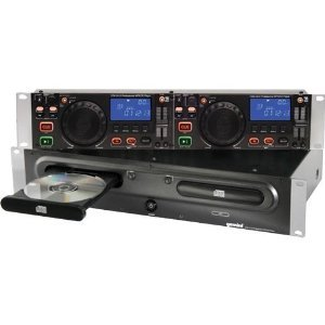 Gemini DJ CDX-2410 Multi-Disc DJ CD ()