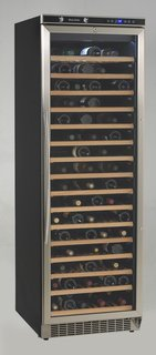 Avanti Avanti WCR682SS-2 Wide 160 Bottle Wine Cooler, 24-Inch