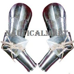 Knight Articulated Armor Arm Guard By Nauticalmart