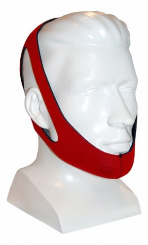 (CPAP Supplies Ruby Chinstrap)