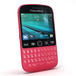 - BlackBerry 9720 Samoa Factory Unlocked 2G GSM 3G Cell Phone (Pink) - International Version