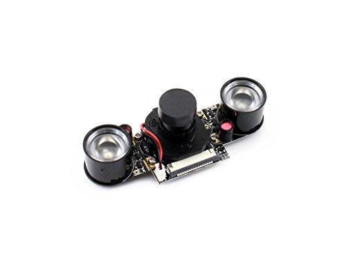 Waveshare جدیدترین Raspberry Pi IR IR-Cut ماژول دوربین 5MP OV5647