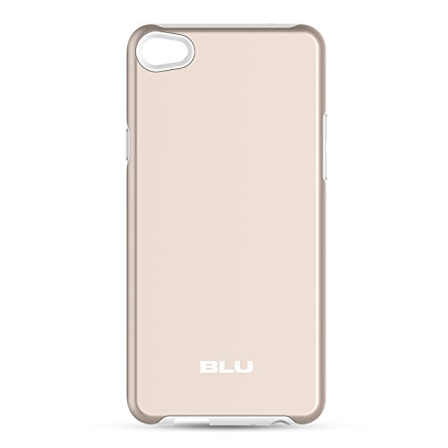 BLU  Vivo Air LTE Armorflex Case - White/Gold