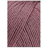 LANG YARNS Merino 200 Bébé - Farbe: Altrosa (0448) - 50 g / ca. 203 m Wolle