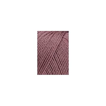 Lang Yarns Merino 200 Bébé Farbe Altrosa 0448 50 G Ca 203