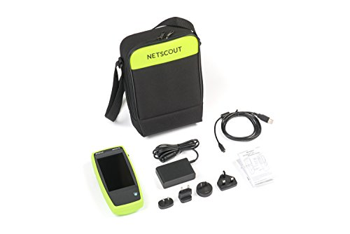 NETSCOUT Network Tech Troubleshooting Kit with LinkRunner