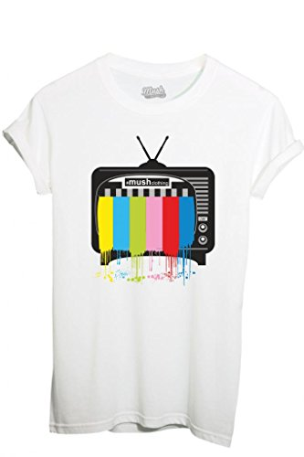 shirt Television T Mush Your xl Colori Bambino By bianca Dress Style FdxUqxS