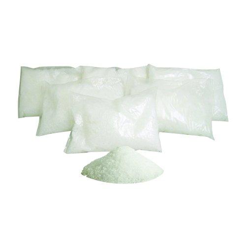 WaxWel Paraffin Bath Refill Wax Beads, 6 lb Box, Peach