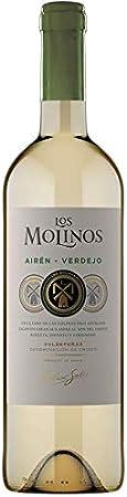 Vino blanco joven con DO Valdepeñas elaborado con las variedades de uva Airen y Verdejo.,Añada 2019,