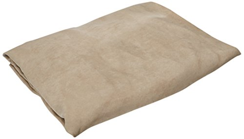 Sure Fit Soft Suede 1-Piece  - Loveseat Slipcover  - Taupe (SF32536)