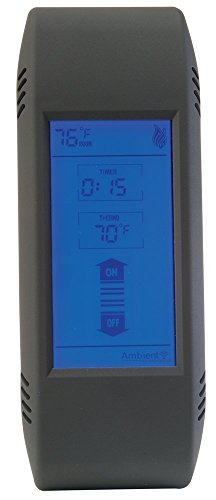 Touch Screen Hand-Held Thermostat Timer