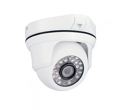 Sony CCD - cámara de vigilancia Domo Antivandale 800 líneas 2,8 mm, IR