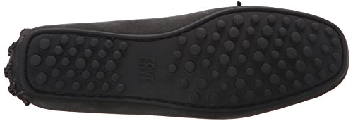 Frye Heren Allen Tie Slip-on Loafer Houtskool