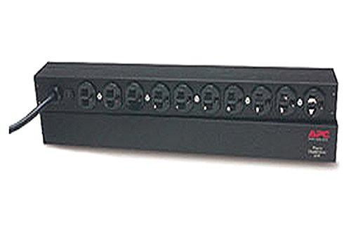 (APC AP9562 Rack PDU/Basic/1U/15A/120V Surge Protector)