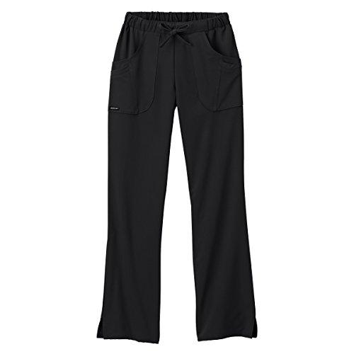 Classic Fit Collection by Jockey Women's Next Generation Elastic Drawstring Waist Scrub Pant Medium ()