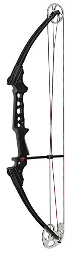 Genesis Compound Bow - Genesis Pro Bow - RH Black/Chrome