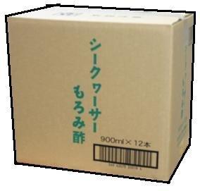 シークヮーサーもろみ酢12本/箱 B006QG974M