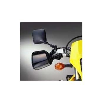 Amazon com: Suzuki Dr-z400 Drz 400 Black Hand Guard Wind Air