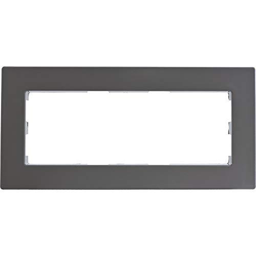 - Waterway Plastics 806105097682 Gray Wide-Mouth Vinyl Liner Trim Plate