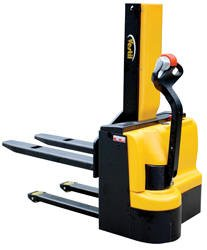 Vestil-SNM-62-FF-21-Stacker-Power-LiftDrive-21-Fix-Frk-62-BlackYellow