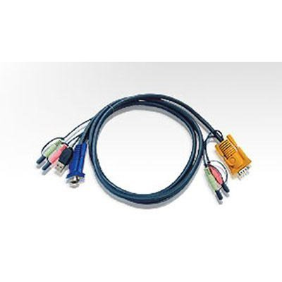 Aten 2l5303p Masterview Max Ps 2 Kvm Cable With Audio 10