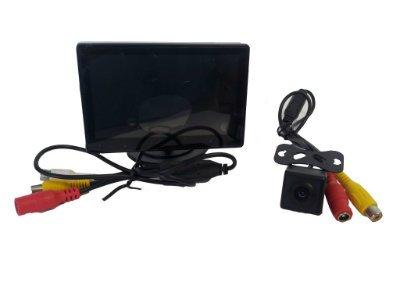 Chevy Express Cargo Van Backup Rear View Camera Monitor Combo System 4.3