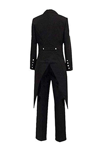 Black butler cosplay sebastian
