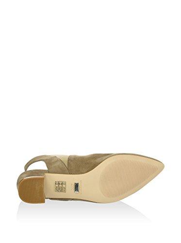Brown Buffalo Fashion Brown Sandals Women's Brown q66fTwAvx