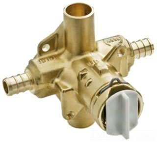 Moen FP62380 M-PACT L Rough-In Posi-Temp Pressure Balancing Cycling Valve Wholesale Packaging
