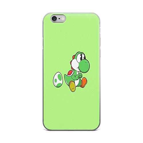 iPhone 6 Plus/iPhone 6s Plus Case Clear Anti-Scratch Yoshi Cover Phone Cases for iPhone 6 Plus iPhone 6s Plus]()