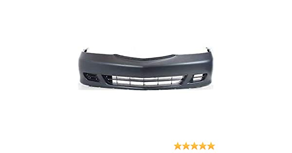 Primed CAPA ODYSSEY 99-04 FRONT BUMPER COVER