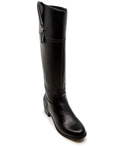 Nautica Women's Riding Boots Tall Shaft Knee High Dress Boot