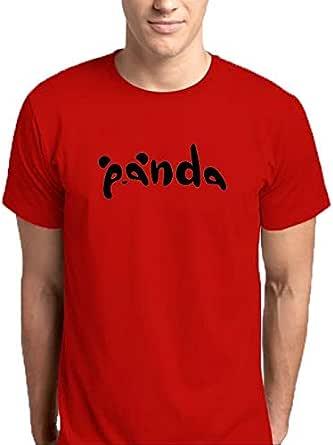 Panda T-Shirt- Round Neck