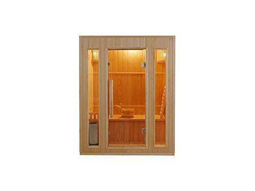 Sauna Vapeur ZEN 3 places