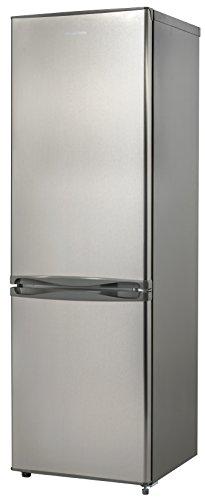 Russell Hobbs Stainless Steel 55cm Wide 170cm High Freestanding Fridge Freezer - Free 2 Year Guarantee
