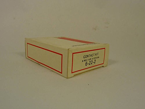 Cutler-Hammer Contact Kit 3Pole Size0 6-22-2