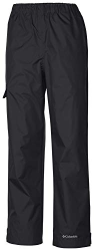 Columbia Boys' Little Toddler Cypress Brook II Pant, Black, X-Small ()