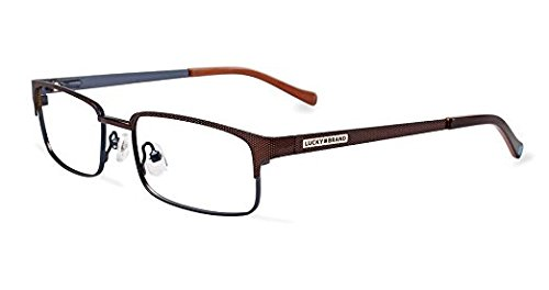 LUCKY BRAND Eyeglasses D801 Brown 49MM