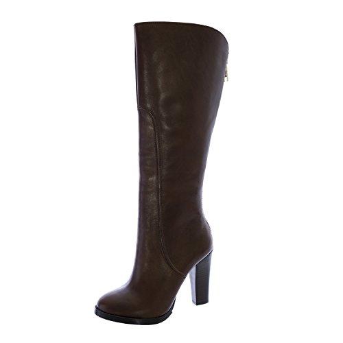Elaine Turner Claire Antique Leather Platform Boots Antique Claire Cognac B010CCTB4G Parent d6e576