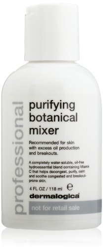 Dermalogica Purifying Botanical Mixer, 4 Fluid Ounce (Mixer Skins)