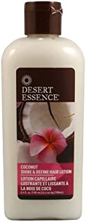 product image for Desert Essence Coconut Shine & Refine Hair Lotion - 6.4 fl oz