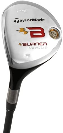TaylorMade Burner 08 Rescue – Graphite Shaft