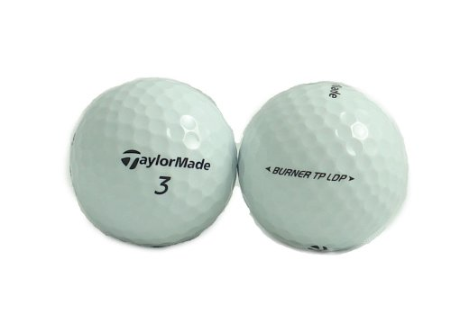 Taylormade Burner Recycled Golf Balls (36 Pack), Outdoor Stuffs