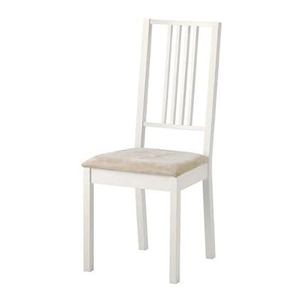 börje - Silla, Blanco, arena Kungsvik: IKEA of Sweden: Amazon.es ...