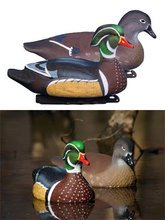 Higdon Decoys Standard Wood Duck Decoy Foam-Filled
