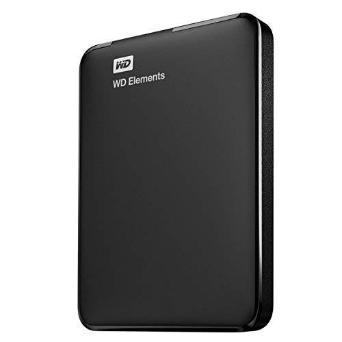 WD 2TB Elements Portable External Hard Drive - USB 3.0 - WDBU6Y0020BBK-WESN by Western Digital (Image #2)