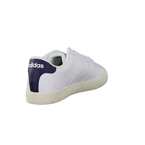Adidas Vulc Vlcourt Ftwr Whit Pour Baskets Marine Homme Blanc Collegiate 44Bxqgvrw